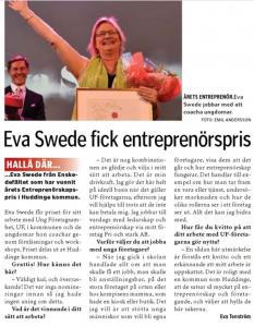 Årsta-Enskede tidning 2 maj 2015